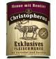 Hunde Nassfutter »Exklusives Fleischmenue«, Rentier / Kartoffel, 6x800 g-Thumbnail