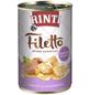 RINTI Hunde Nassfutter »Filetto«, Huhn, 12x420 g-Thumbnail