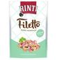 RINTI Hunde Nassfutter »Filetto«, Huhn / Lachs, 24x100 g-Thumbnail