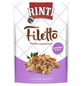 RINTI Hunde Nassfutter »Filetto«, Huhn / Schinken, 24x100 g-Thumbnail