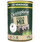 CHRISTOPHERUS Hunde-Nassfutter »Fleischmix«, Huhn, 400 g-Thumbnail