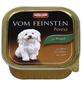 VOM FEINSTEN Hunde-Nassfutter »Forest«, Hirsch, 150 g-Thumbnail