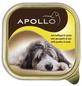 apollo Hunde Nassfutter, Geflügel / Lamm, 22x150 g-Thumbnail