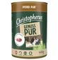 CHRISTOPHERUS Hunde-Nassfutter »Genuss pur«, Ross, 800 g-Thumbnail