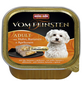 VOM FEINSTEN Hunde-Nassfutter, Huhn/Banane/Aprikose, 150 g-Thumbnail