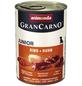 GranCarno® Hunde-Nassfutter »Junior«, Rind/Huhn, 400 g-Thumbnail