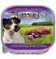 MAC'S Hunde-Nassfutter, Kalb/Herz/Leber, 11 Schalen-Thumbnail