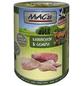 MAC'S Hunde-Nassfutter, Kaninchen/Gemüse, 6 Dosen-Thumbnail