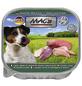 MAC'S Hunde-Nassfutter, Kaninchen/Wild, 11 Schalen-Thumbnail