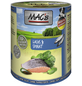 MAC'S Hunde-Nassfutter, Lachs/Spinat, 6 Dosen-Thumbnail