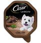 CESAR Hunde-Nassfutter »Landküche«, Pute/Rind, 150 g-Thumbnail