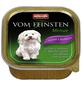 VOM FEINSTEN Hunde-Nassfutter »Menü«, Lamm/Vollkorn, 150 g-Thumbnail