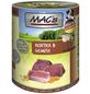 MAC'S Hunde-Nassfutter, Rentier/Gemüse, 6 Dosen-Thumbnail