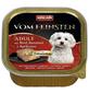 VOM FEINSTEN Hunde-Nassfutter, Rind/Banane/Aprikose, 150 g-Thumbnail