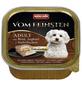 VOM FEINSTEN Hunde-Nassfutter, Rind/Joghurt/Haferflocken, 150 g-Thumbnail