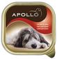 apollo Hunde Nassfutter, Rind / Leber, 22x150 g-Thumbnail
