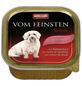 VOM FEINSTEN Hunde-Nassfutter »Senior«, Pute, 150 g-Thumbnail