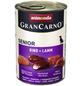 GranCarno® Hunde-Nassfutter »Senior«, Rind/Lamm, 400 g-Thumbnail
