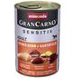 GranCarno® Hunde-Nassfutter »Sensitive«, Huhn/Kartoffel, 400 g-Thumbnail