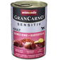 GranCarno® Hunde-Nassfutter »Sensitive«, Rind/Kartoffel, 400 g-Thumbnail