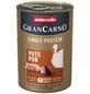 GranCarno® Hunde-Nassfutter »Single Protein«, Pute, 400 g-Thumbnail