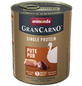GranCarno® Hunde-Nassfutter »Single Protein«, Pute, 800 g-Thumbnail