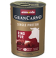 GranCarno® Hunde-Nassfutter »Single Protein«, Rind, 400 g-Thumbnail