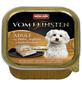 animondo Hunde Nassfutter »Vom Feinsten«, Huhn / Joghurt / Haferflocken, 22x150 g-Thumbnail