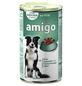 Amigo Hunde-Nassfutter, Wild, 1240 g-Thumbnail