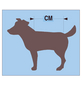 Hundebekleidung, Größe: Gr. 30  cm, Polyacryl, rot-Thumbnail