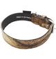 Hundehalsband, Größe: 40  cm, Rindsleder, braun-Thumbnail