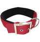 Hundehalsband, Größe: 50  cm, rot-Thumbnail