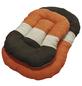 Hundekissen, orange-Thumbnail