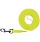 TRIXIE Hundeleine, Easy Life, 10 m/17 mm, PVC | Gurtband, Neongelb-Thumbnail