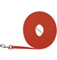 TRIXIE Hundeleine, Easy Life, 15 m/17 mm, PVC | Gurtband, Neonorange-Thumbnail