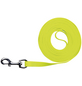 TRIXIE Hundeleine, Easy Life Schleppleine, 10 m/13 mm, PVC   Gurtband, Neongelb-Thumbnail