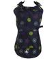 Amtra Hundemantel, blau, mit Gummiband, Muster: Sterne-Thumbnail