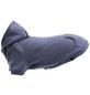 TRIXIE Hundemantel, blau, mit Klettverschluss und Kapuze-Thumbnail