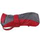 TRIXIE Hundemantel, rot/grau, mit Beinschlaufen-Thumbnail