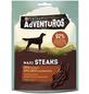 AdVENTuROS™ Hundesnack »Maxi Steaks«, 70 g, Büffel-Thumbnail
