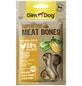 GIMDOG Hundesnack »Meat Bones«, Huhn  /  Banane, 8x70 g-Thumbnail
