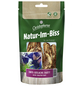 CHRISTOPHERUS Hundesnack »Natur-Im-Biss«, Ente  /  Seelachs, 12x70 g-Thumbnail