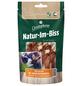 CHRISTOPHERUS Hundesnack »Natur-Im-Biss«, Seelachs  /  Hähnchen, 12x70 g-Thumbnail