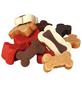 TRIXIE Hundesnack »Soft Snack«, Geflügel/Rind/Lamm/Lachs, 500 g-Thumbnail