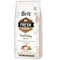 Hundetrockenfutter »BRIT Fresh Dog«, Truthahn, 12000 g-Thumbnail