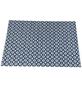 GARDEN IMPRESSIONS In- und Outdoor Teppich »Eclips«, BxL: 170 x 120 cm, bluejeans/hellblau/dunkelblau-Thumbnail