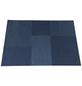 GARDEN IMPRESSIONS In- und Outdoor Teppich »Martinet«, BxL: 170 x 120 cm, bluejeans/blau/dunkelblau-Thumbnail