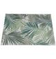 GARDEN IMPRESSIONS In- und Outdoor Teppich »Naturalis«, BxL: 170 x 120 cm, palm leaf/grün/grau/braun-Thumbnail