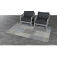 GARDEN IMPRESSIONS In- und Outdoor Teppich »Teppich«, BxL: 170 x 120 cm, grau/blau-Thumbnail