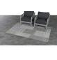 GARDEN IMPRESSIONS In- und Outdoor Teppich »Teppich«, BxL: 290 x 160 cm, grau/blau-Thumbnail